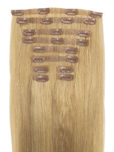 Butterscotch Blonde, Seamless Hair Extensions