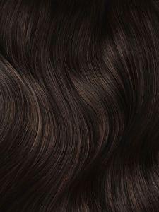 Dark Brown, Seamless Hair Extensions