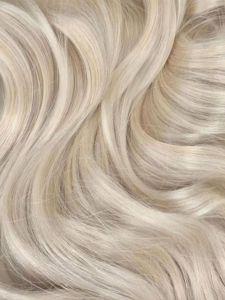 """22"""" Ponytail Pearl Blonde"""