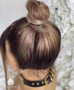 UPDO PONYTAIL FULL LACE WIG