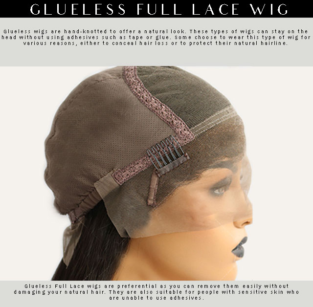 GLUELESS-FULL-LACE-CAP-WITHOUT-EAR-TABS