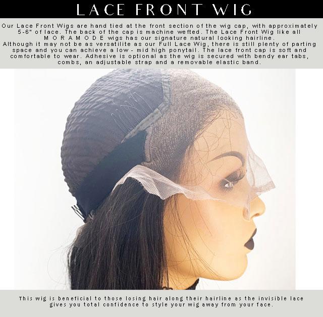 Lace Wig Cap Construction
